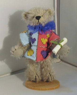 Deb Canham Miniature Bear- Harry Herald  340/2500