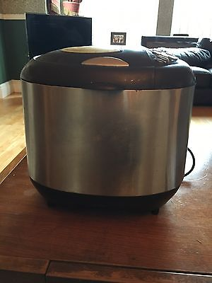 Russell Hobbs 11775 Stainless Steel Bread Machine