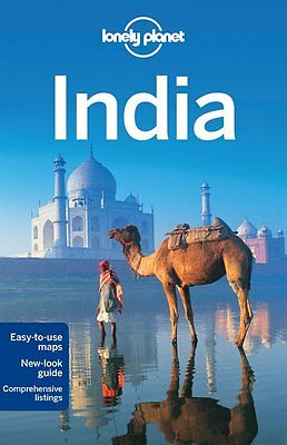 Lonely Planet INDIA 16 (Travel Guide) - BRAND NEW PAPERBACK