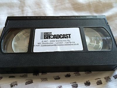 Blueprint Skateboards- First Broadcast VHS NO COVER