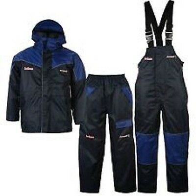 Avanti Isotec Fishing Suit Winter Waterproof Windproof Thermal XL 3pcs