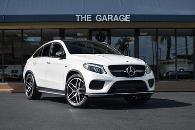 2016 Mercedes-Benz GLE 4MATIC 4dr GLE450 AMG Coupe '16 Mercedes Benz GLE450 AMG,362 HP,9Spd Auto,21