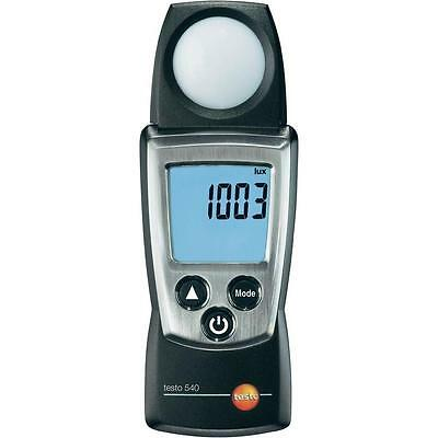 Testo 540 (0560 0540) Pocket Pro Light Meter for Measurements in the Workplace