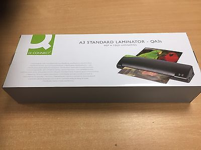 Q-Connect A3/A4 Laminator Brand New