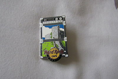 Hard Rock Cafe Cardiff Amp Amplifier Series Pin Le 100 Rare