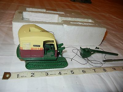 1950-1962 Bucyrus Erie 22B Cable Shovel 1/48 Kent Models of UK SOLD FOR PARTS!