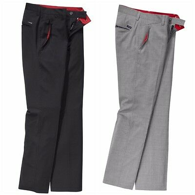 New Lobster Tour Golf Gunnar Trousers Pant Grey Or Black Tech Performance