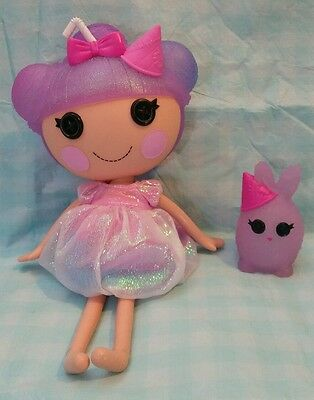 Lalaloopsy doll Frost I C Cone with pet