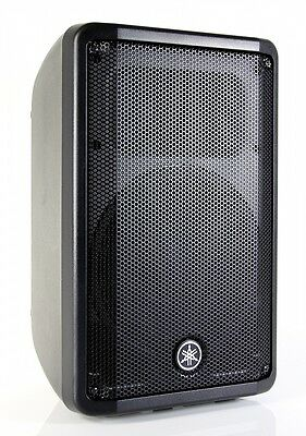 Yamaha DBR10 Active Speaker with genuine Yamaha padded cover.