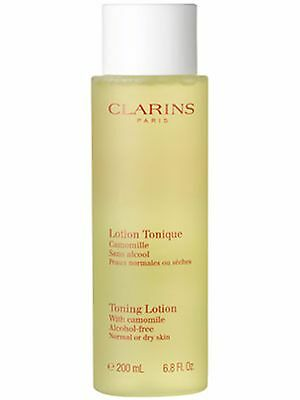 Clarins Toning Lotion With Camomile (Dry to Normal Skin)