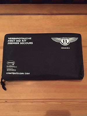 Bentley First-Aid Kit New