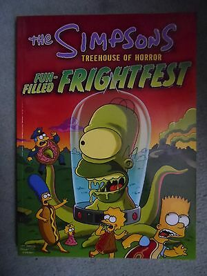 The Simpsons - Treehouse of Horror Fun-filled Frightfest