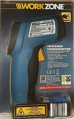 Workzone Infrared Thermometer