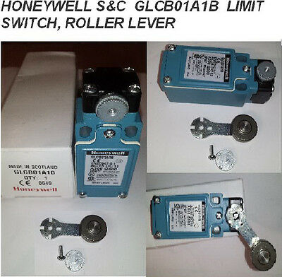 Honeywell LIMIT SWITCH, ROTARY LEVER