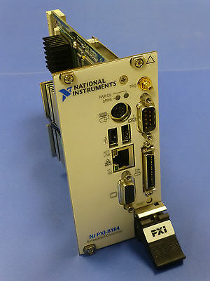 National Instruments NI PXI-8184 Embedded Controller, Windows XP Pro
