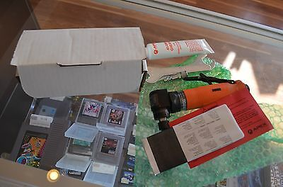 DOTCO Apex 12LF201-36 Angle Grinder 20,000 rpm 1/4 collet. FREE SHIPPING