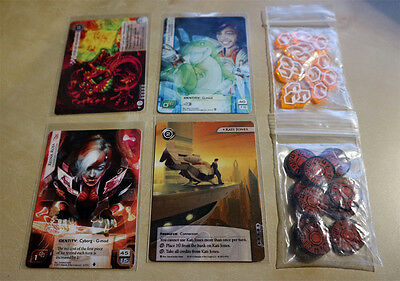 Netrunner Promo Cards And Tokens