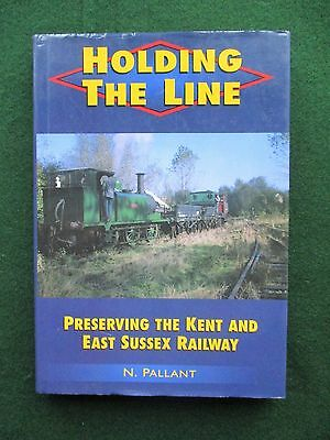 Kent & East Sussex Railway - Preservation - by N. Pallant