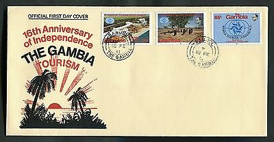 The Gambia 1981 Tourism