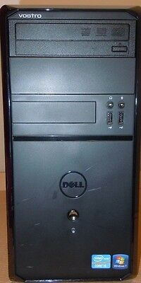 DELL VOSTRO 460 Intel Core I5 3.10ghz 4GB Ram 250 HDD GB MINI TOWER WIN 7 PRO
