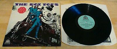 "The Box Tops - Non Stop - Rare Original Uk Bell 12"" Mono Vinyl Lp"