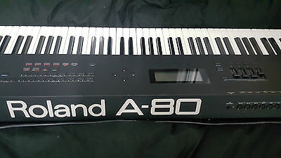 Roland A80 88 note Stage Master Mother Controller Keyboard