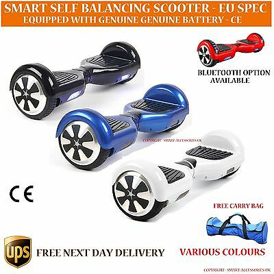 Hover Self Balancing Electric Scooter Balance Board 2 Wheel Air Skate Board