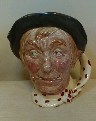 "Antique Royal Doulton-England 1949 ""jarge"" Head Vase"