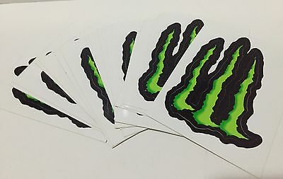 25 Monster Energy Drink Stickers Decals New