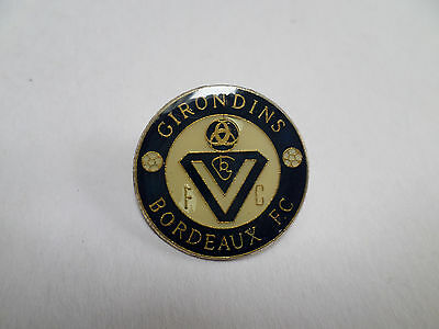 Pin's BORDEAUX F.C / LES GIRONDINS / Football foot / Club Ligue 1