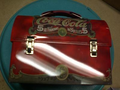 Coca Cola Tin Lunch Box (New
