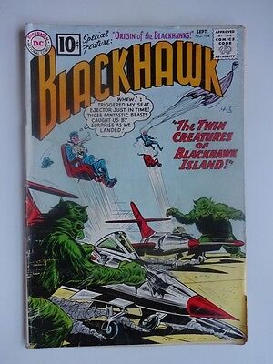 Blackhawk #164  War  Orign of the Blackhawks   Dick Dillin  Sheldon Moldoff