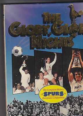 Spurs Book: Glory,glory Nights (1986)