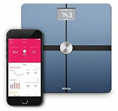 Withings Body ? Body Composition Wi-Fi Scale - Black
