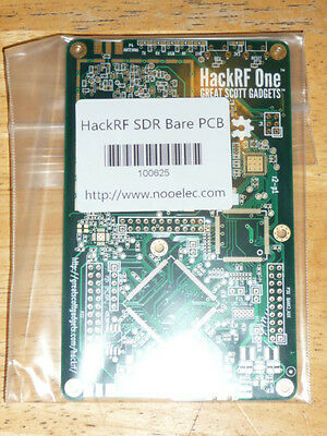 HackRF One - PCB Board - Project