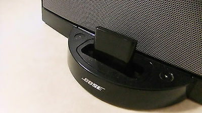 Black Bluetooth Adapter For Bose SoundDock Series 1 Type A or V1 Guaranteed