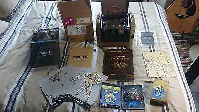 Fallout 4 Pip Boy Edition PS4 and extras (only game used pipboy)