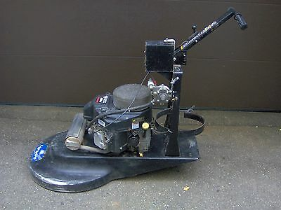 "Windsor Lightning 27"" propane burnisher w/ 160 hours- NO RESERVE"