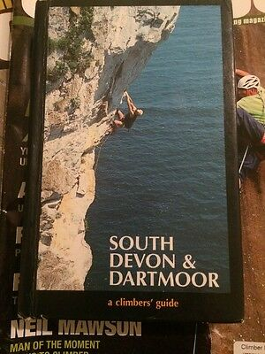 South Devon and Dartmoor: A Climbers' Guide by Nick White (Paperback, 1995)