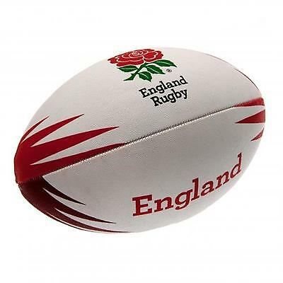 England R.F.U. Rugby Ball Size 5 OFFICIAL LICENSED PRODUCT