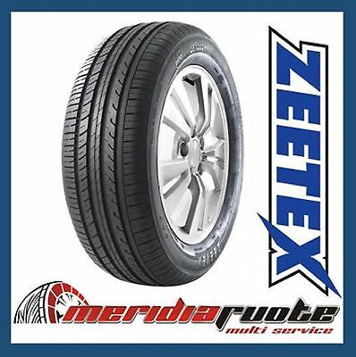 BELOW COST - KIT 4 TIRES TYRES ZEETEX ZT1000 M+S 195/60 R15 88H 72dB