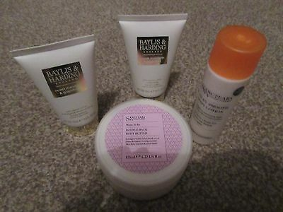 Sanctuary Spa MUM TO BE,Body Butter - 125ml, BODY LOTION,BABYLIS & HARDING HAND