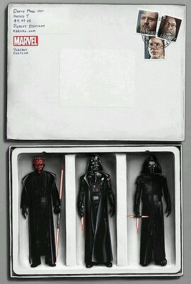 Darth Maul #1 Jtc Kylo Ren Darth Vader Action Figure Variant Star Wars  Marvel