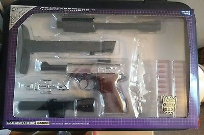Transformers G1 Black Megatron, E-Hobby Exclusive, Brand New In Box