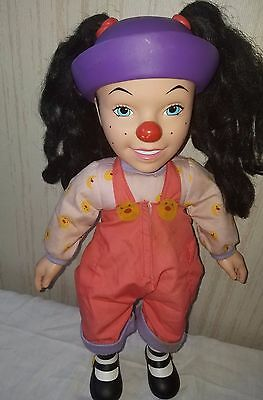 "The Big Comfy Couch 18"" LOONETTE Talking Doll  1996 Playmates Toys Inc."