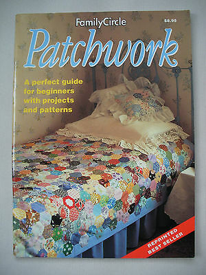 Family Circle - Patchwork - A Beginners Guide - Projects & Patterns