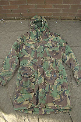 Original 1968 Issue DPM Cold-Weather 'Falklands' Parka (with quilted liner)