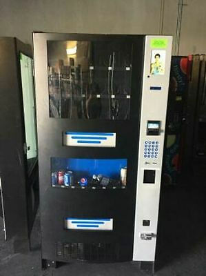 Seaga Vending Machine  Office combo deli Soda Snack AP Coke Pepsi FOOD TRUCK