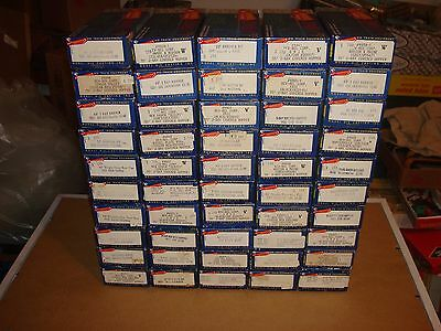 Ho Lot Of 50 Empty Train Boxes, Roundhouse
