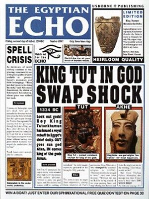 The Egyptian Echo by Paul Dowswell|Charles Freeman|Ian Jackson (Paperback)